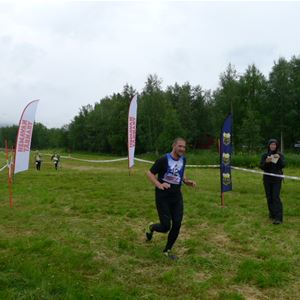 Fjällvindenterrängen- trail running event