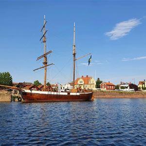 Visning av Wetsera (SEVX) i Öregrunds hamn