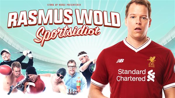 Rasmus Wold - Sportsidiot