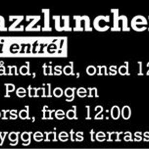 Jazzlunch - Jazzdagar i Härnösand