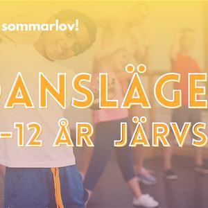 DANSLÄGER - Järvsö 11-12 år