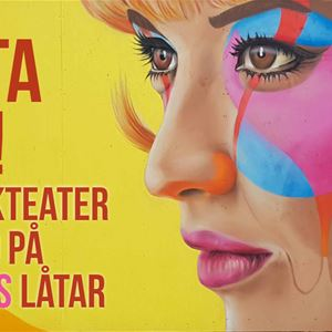 VÄNTA INTE! - En musikteater baserad på Lill-Babs låtar