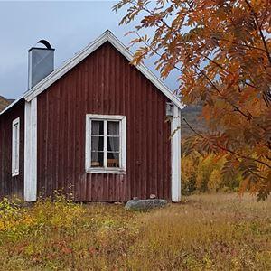 Tunnbrödsbakning med utsikt över vackra Boksjödalen