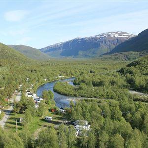© Brennfjell camping, Brennfjell camping