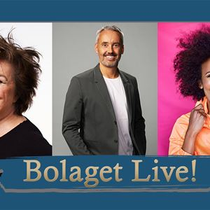 Bolaget live - Stand up!