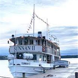 Lunch cruise on the Sunnan II