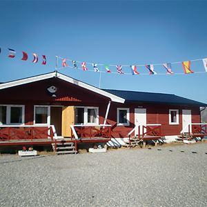 Fisherman's cabins in Gjesvær