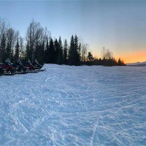 Mosjøen snøscooterutleie,  © Mosjøen snøscooterutleie, GoHattfjelldal Hotell - GoSnowmobile