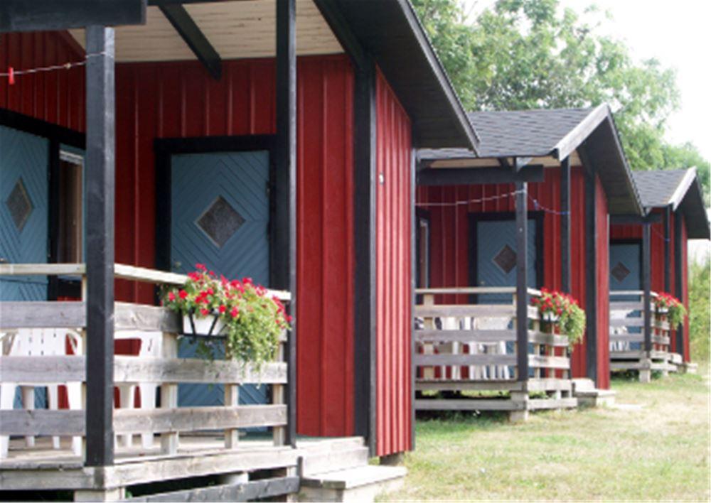 Camping & boende i stuga på Öland Köpingsvik & Borgholm