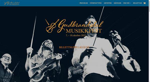 Konsert med Bjarte Eike, Øystein Rudi, Marianne Thorsen og Jo Asgeir Lie.