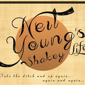 bild med text Neil Young´s Shakey life