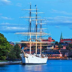 STF Stockholm/af Chapman & Skeppsholmen Vandrarhem