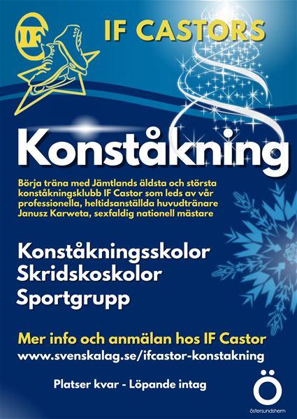 If Castor Skridskoskola Östersund