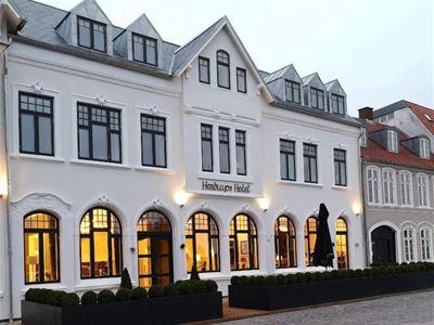 Sort Sol ophold på Hostrups Hotel