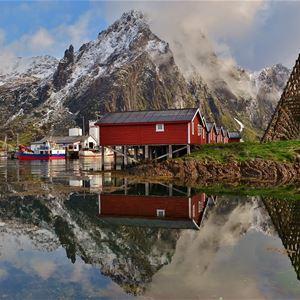 Siv Myklebust,  © Svinøya Rorbuer, Svinøya Rorbuer