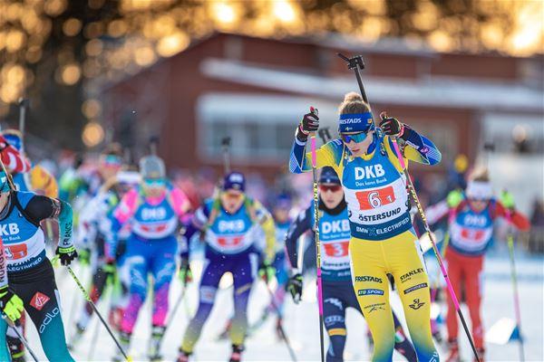 Lars Eklund,  © Copy: Biathlon Östersund, Världscupen Skidskytte 2021