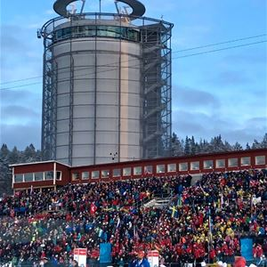 © Copy: Biathlon Östersund, Världscupen Skidskytte 2021