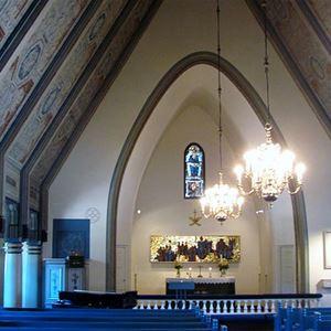 Konsert i S:t Görans kyrka i Mariehamn