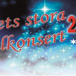 Vuoden suuri joulukonsertti 2021