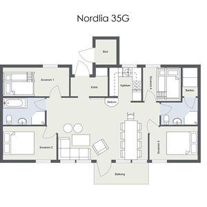 Nordlia 35G