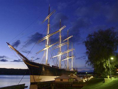 Upptäck det maritima Åland