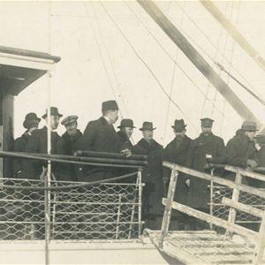 Utställning: Bilder och brev från ett 100-årigt Åland