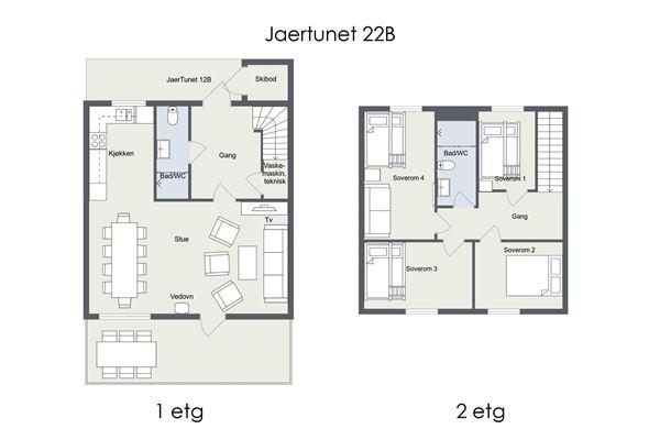 Jaertunet 22B