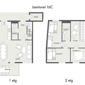 Jaertunet 16C
