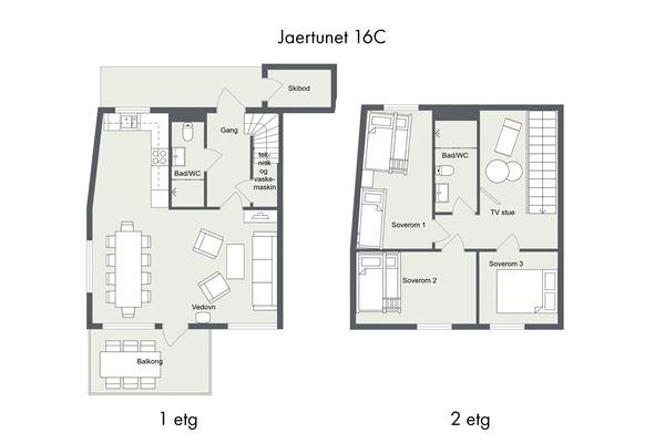 Jaertunet nr. 16C