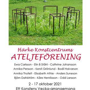 Utställning - Härke Konstcentrums Ateljéförening