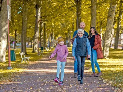 Ta familjen till Åland på höstlovet