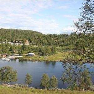Lemonsjø Fjellstue & Hyttegrend