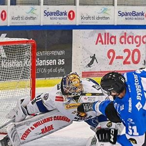 Hockey-kamp med Arctic Eagles