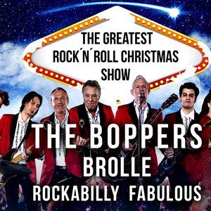 THE BOPPERS, BROLLE OCH ROCKABILLY FABULOUS