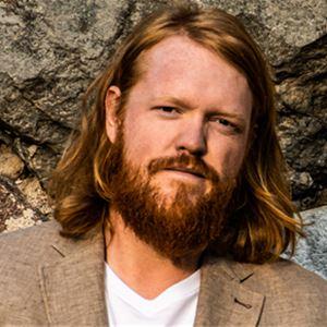 Martin Almgren på The Church