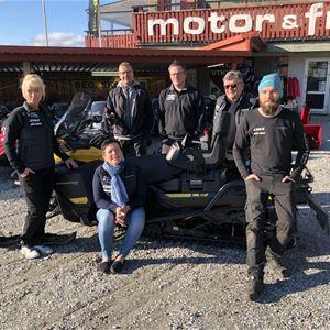 Skoterns Dag på Motor & Fritid 30/10