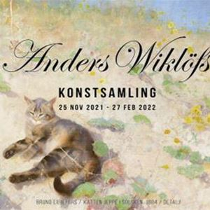 Ålands konstmuseum: Anders Wiklöfs konstsamling