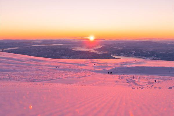 Norefjellstua Fjellandsby