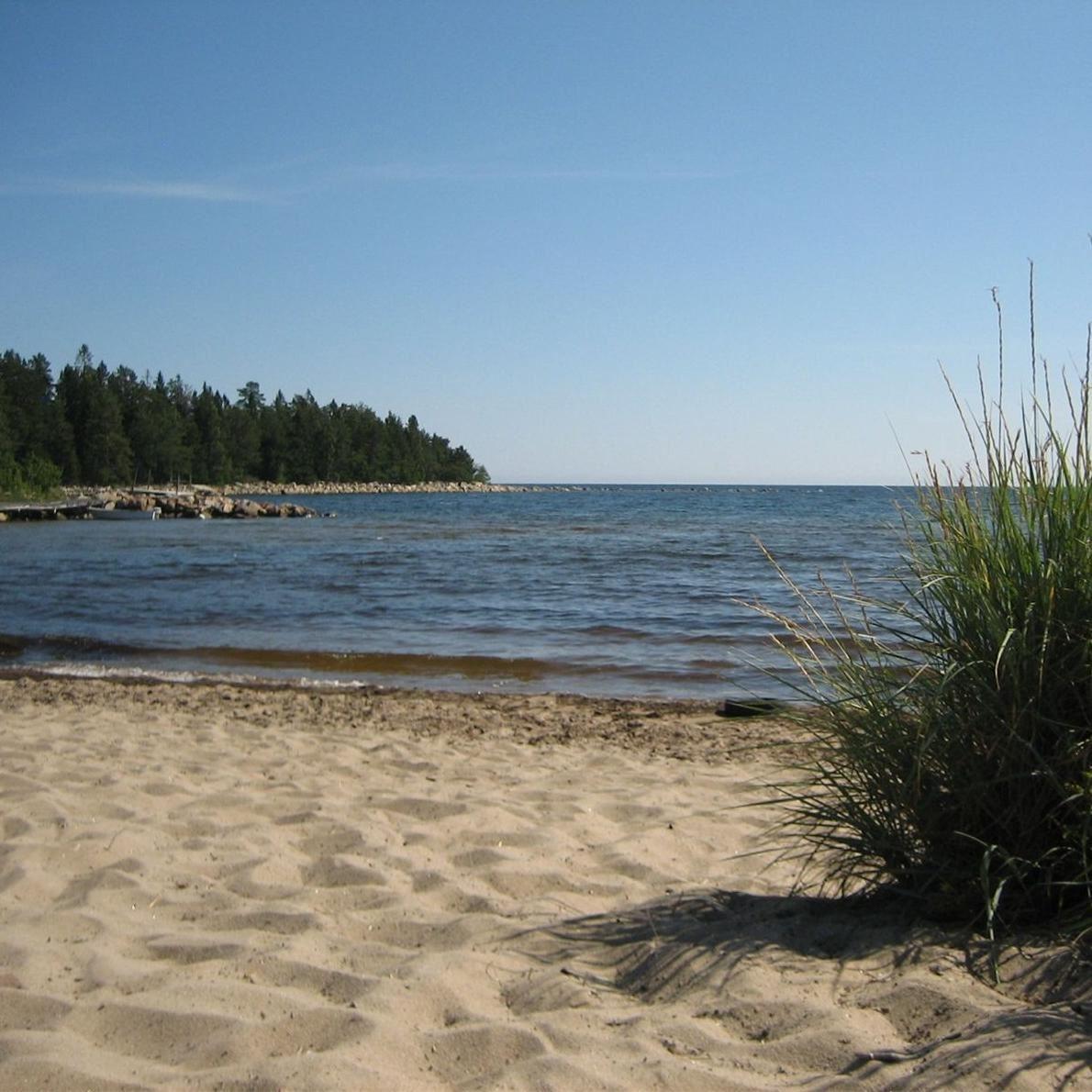 Kajak till havs i Hudiksvall