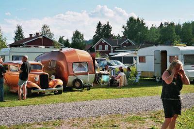 Järvsö Camping B & B Stugor/Camping