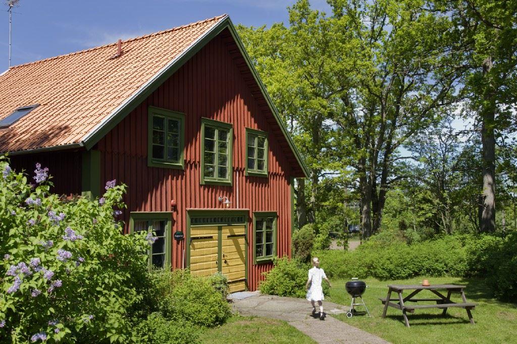 Grimsnäs Herrgård, SVIF Hostel, Lessebo