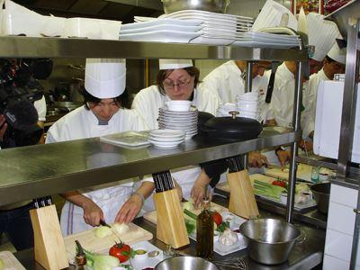 Cooking class: The famous Bouillabaisse !