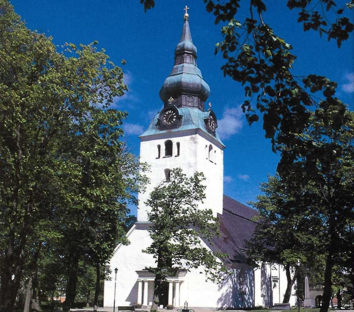 Jakobs kyrka, Hudiksvall