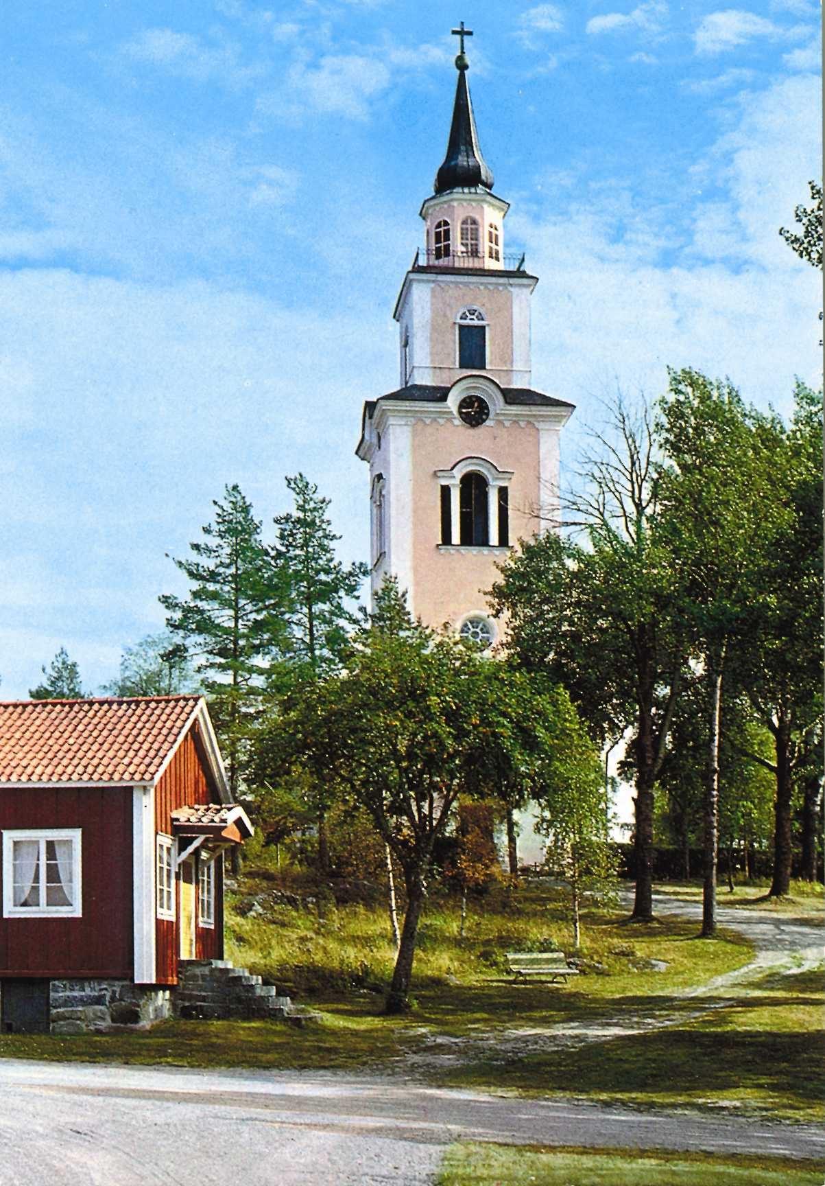 Rogsta  church