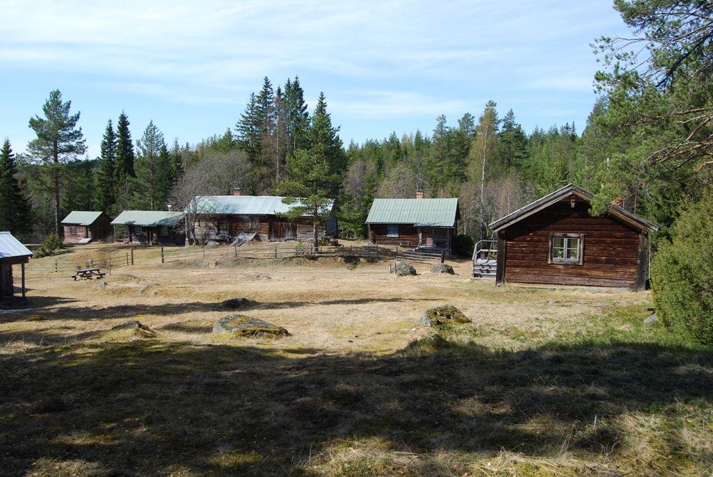 S Å Nordh, Råbergsvallen