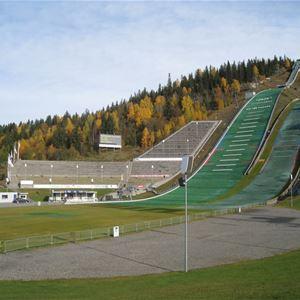 Hafjell Resort,  © Hafjell Resort, Lysgårdsbakkene Hoppanlegg Lillehammer