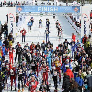 Esben Haakenstad,  © Lillehammer Turist, Birkebeineren skistadion
