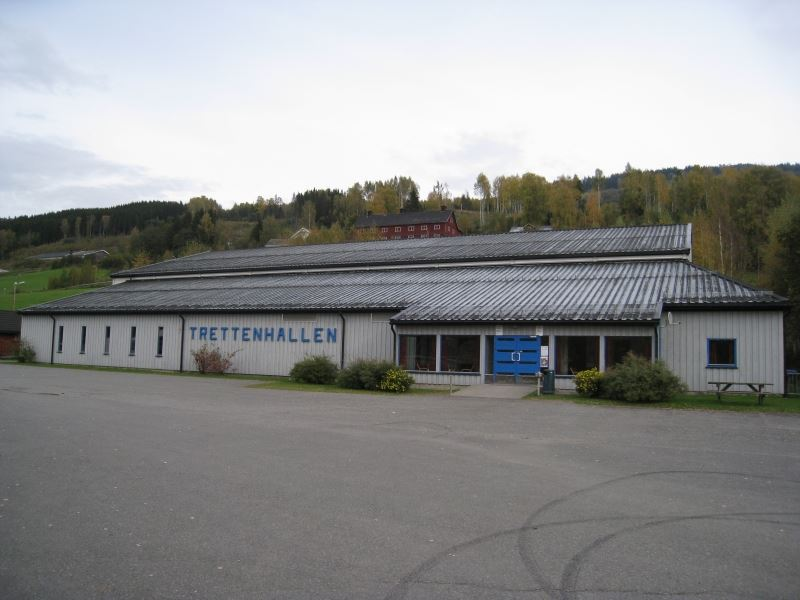 Hafjell Resort,  © Hafjell Resort, Tretten idrettshall
