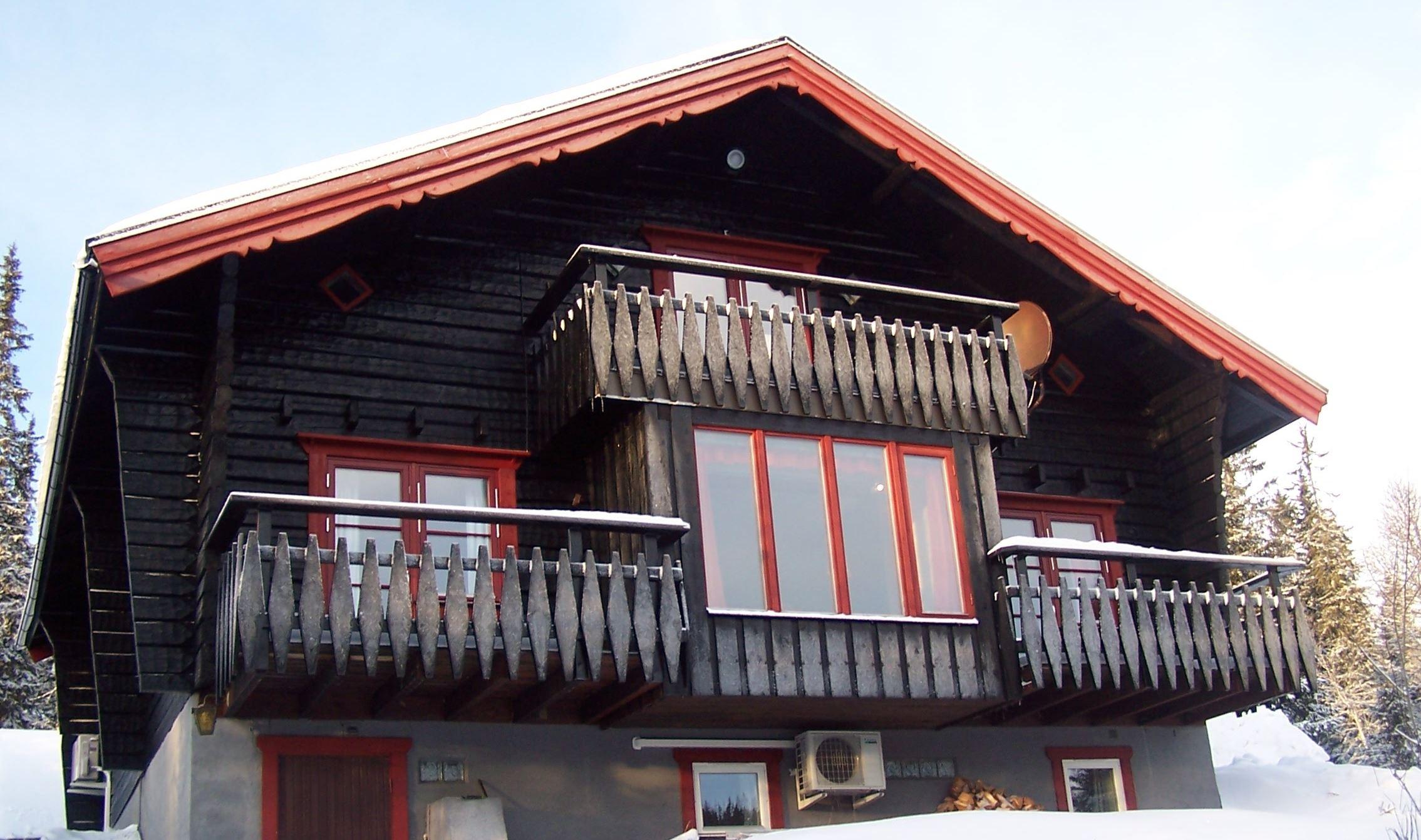 Skiers Lodge