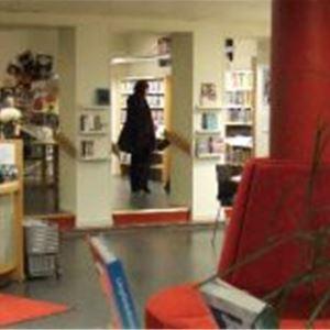 Mora Bibliotek och Kulturhus